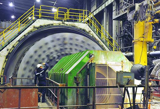 Оборудование обогатительной фабрики в Мончегорск дробилка ксд 1200 в Щербинка