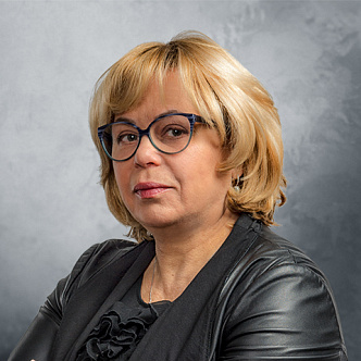 Пластинина Нина Михайловна